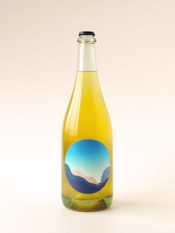 750ml Bottle of Moonland Mendecino Cider